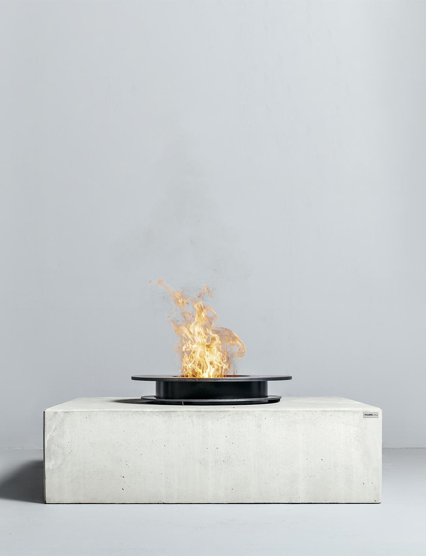 Gril a ohniště